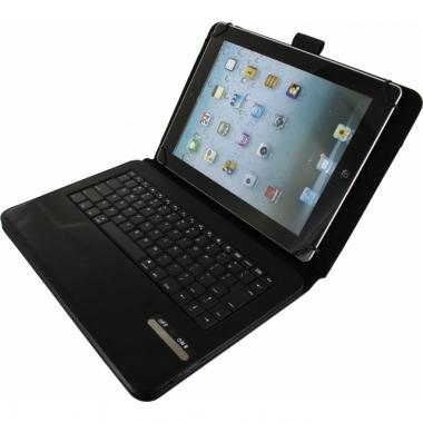 "Xccess Detachable Bluetooth Keyboard Stand Case Universal 9""/10"""