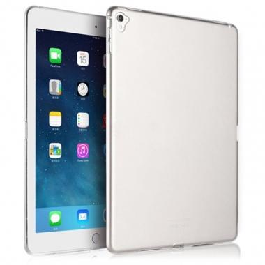 "iPad Pro 9,7"" siliconen backcover transparant"