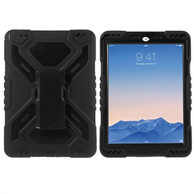 Pepkoo Spider Shockproof Case iPad Mini 4 zwart