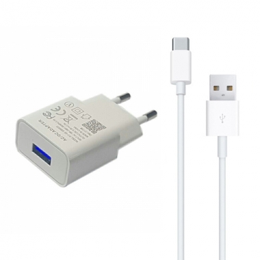 iPad oplader compact USB-C 1 meter wit