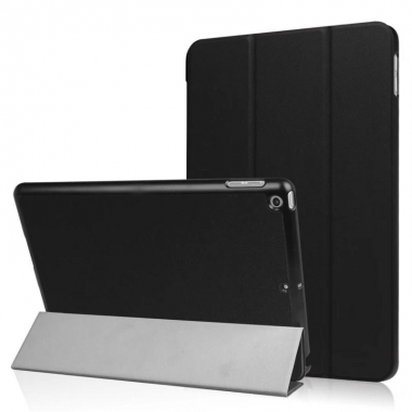 iPad Air 2 tri-fold folio case zwart