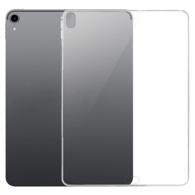 "iPad Pro 12,9"" (2018) siliconen backcover transparant"