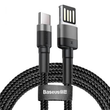 Baseus USB-C kabel 1 meter met omkeerbare USB stekker