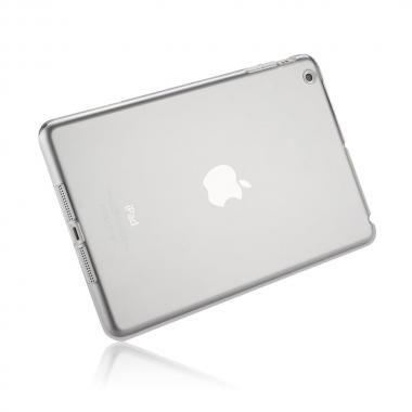iPad Mini 1/2/3 siliconen backcover transparant